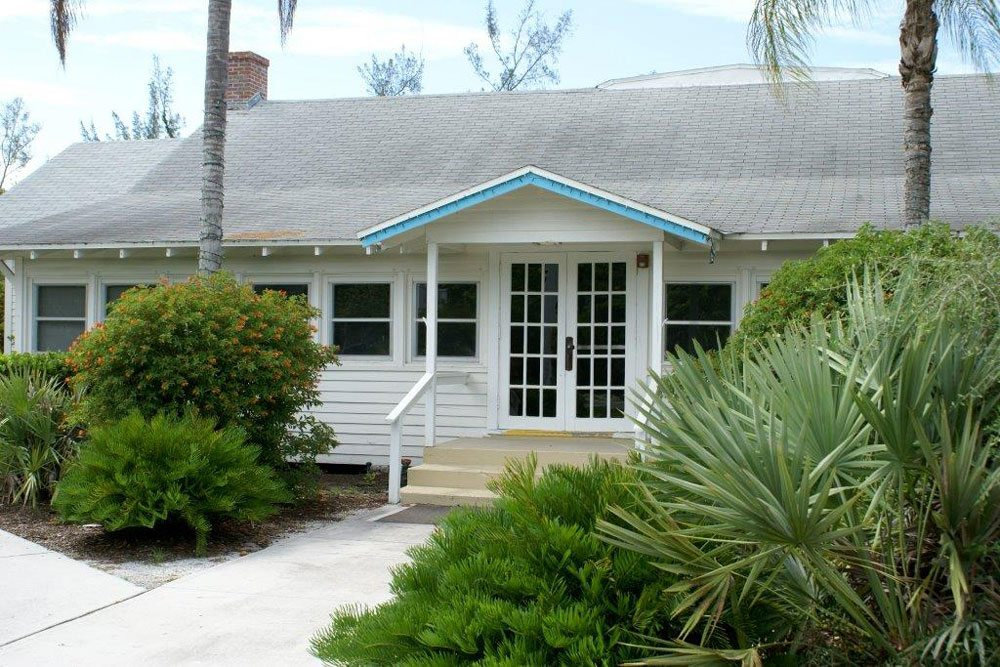 <strong>Before</strong> - Sanibel Community House (Commercial Renovation)