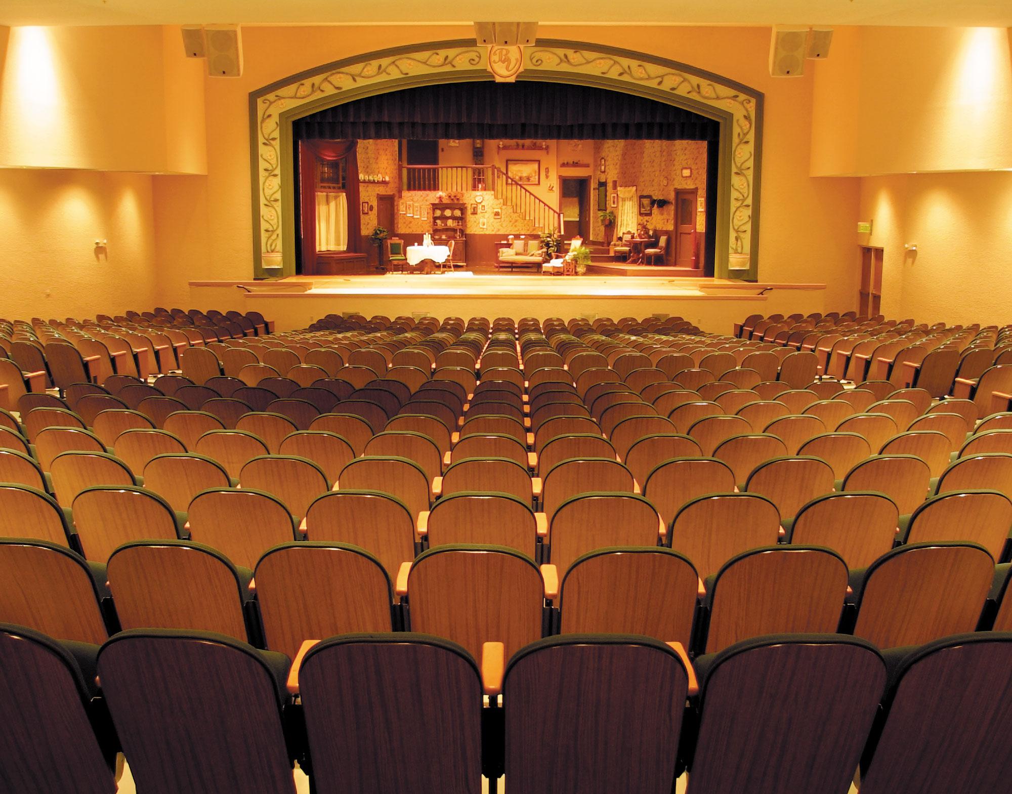 Bishop Verot Theater